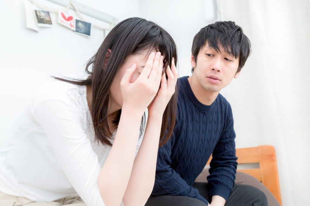 離婚まで考えた体験談